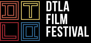 Downtown Film Festival Los Angeles Retina Logo